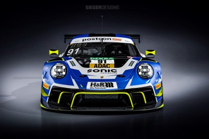 Joos-Porsche mit Holzer und Debütant im ADAC GT Masters 2021