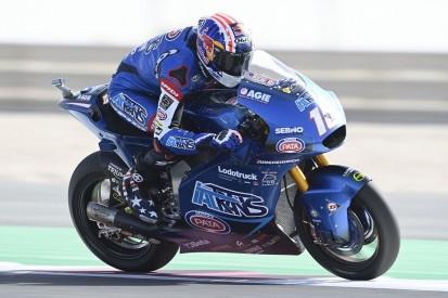 Moto2 in Portimao FT1: Roberts Schnellster, Schrötter in den Top 5