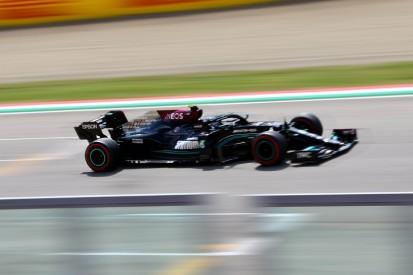 """Mercedes nach Bestzeit zufrieden: """"So viel besser als in Bahrain!"""""""