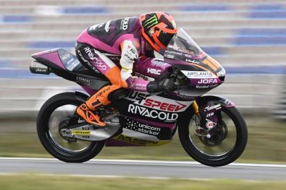 Moto3 in Portimao FT3: Bestzeit Migno, Kofler weit hinten
