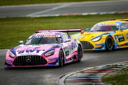 DTM-Test Lausitzring 1: Mercedes-AMG auch mit neuen Designs dominant