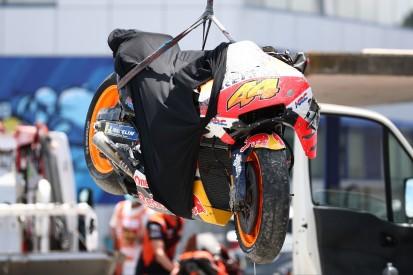 MotoGP-Bikes werden immer schneller: Sturzräume der Strecken werden zu klein
