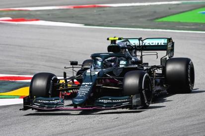F1-Training Barcelona 2021: Vettel überrascht zum Auftakt