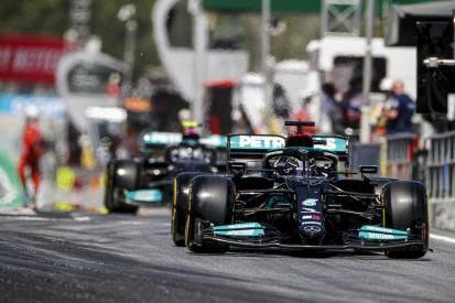 F1-Qualifying Barcelona 2021: Hamilton holt 100. Pole seiner Karriere!