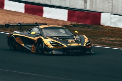 """Klien nach Testpremiere von McLaren 720S GT3 begeistert: """"Richtig gut!"""""""