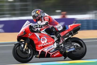 MotoGP in Le Mans FT2: Französische Doppelspitze mit Zarco und Quartararo
