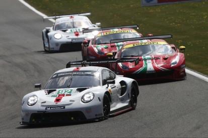 GTE-Klasse in der WEC: Zukunft entscheidet sich bei den 24h Le Mans