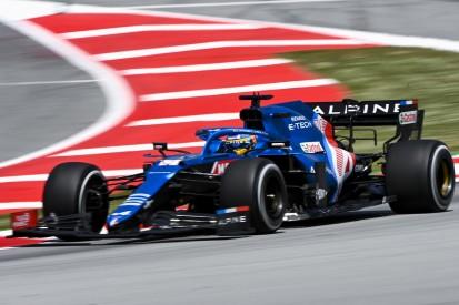 Alonso nimmt sich selbst in die Pflicht: Muss den Alpine anders fahren