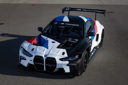 BMW enthüllt M4 GT3: Noch länger als der Vorgänger M6 GT3!