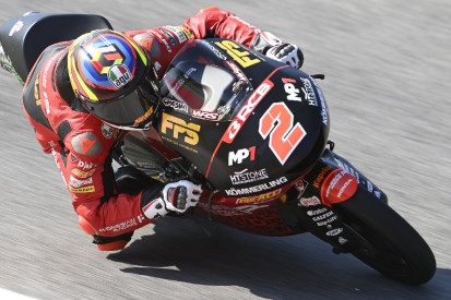Moto3 in Barcelona FT2: Rodrigo am Freitag vor Binder der Schnellste