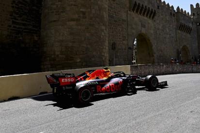 200 Euro Strafe für Sergio Perez am besten Tag des Jahres