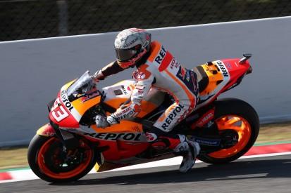 MotoGP-Liveticker Sachsenring: Marquez schnell, Quartararo gestürzt