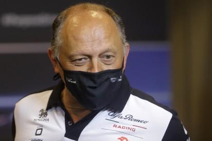 """Vasseur: Schwache Saison 2020 war """"gute Übung"""" für Alfa Romeo"""