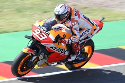 MotoGP Sachsenring FT1: Marc Marquez sichert sich die erste Bestzeit