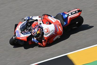 Welche Probleme der Sachsenring den drei MotoGP-Rookies bereitet