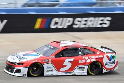 NASCAR Nashville: Larsons Siegesserie geht auch auf neuer Strecke weiter