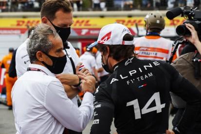 Alain Prost überzeugt: Fernando Alonso wieder ganz der Alte