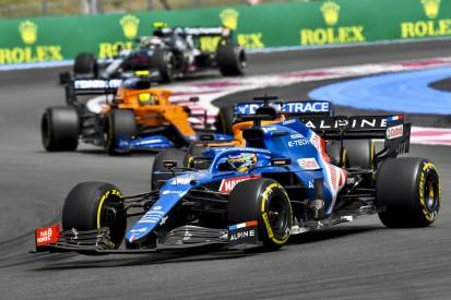 """""""Hinter Aston Martin und AlphaTauri"""": Alonso hat höchstens P5 im Visier"""