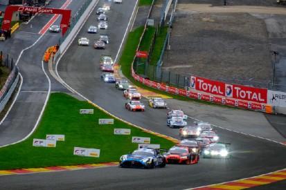 Teilnehmer 24h Spa 2021: 60 Autos von neun Herstellern gemeldet
