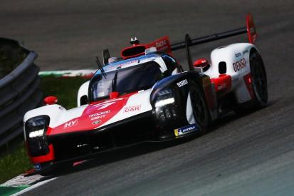 WEC Monza 2021: Toyota holt die Pole, Vandoorne-Crash sorgt für Rotphase