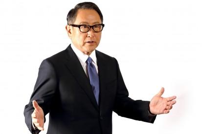 Akio Toyoda: Mahnende Worte nach Toyotas Monza-Problemen