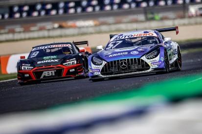 DTM-Rennen Lausitzring 1: AMG-Pilot Ellis siegt sensationell von Platz neun