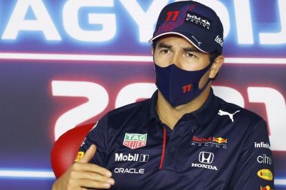 Sergio Perez: Bis Belgien weiß ich, ob ich bei Red Bull bleibe