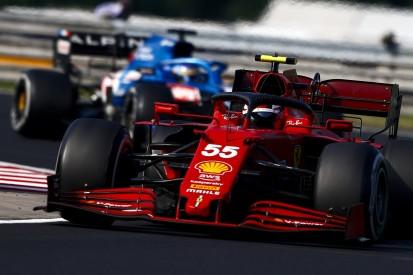 Carlos Sainz: Der Punkt, an dem Ferrari die Siegchance verlor