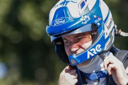 WRC-Pilot Teemu Suninen trennt sich von Ford-Einsatzteam M-Sport