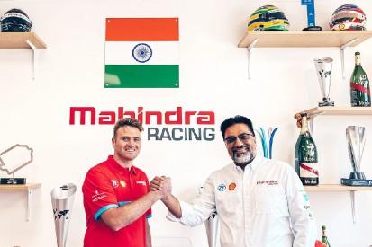 Formel E 2022: Mahindra holt Oliver Rowland als Nachfolger für Alex Lynn