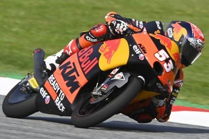 Moto3 Aragon FT2: Deniz Öncü führt enges Feld am Freitag an