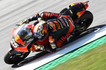 Moto2 Aragon FT3: Doppelführung für das Ajo-Team - Schrötter in Q1