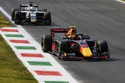 Formel 2 Monza 2021: Daruvala gewinnt, Beckmann verliert Podium am Schluss