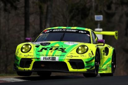 """NLS/VLN 2021 Lauf 7: """"Grello""""-Porsche besiegt Junioren-BMW beim 6h-Rennen"""