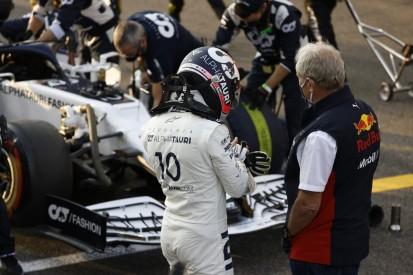 """Perez statt Pierre Gasly bei Red Bull: """"Etwas, was ich nicht verstehe"""""""