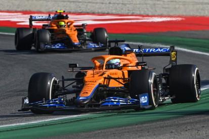 """Surer: Ricciardo & Norris werden jetzt """"auf dem gleichen Niveau"""" sein"""