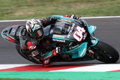 "Andrea Dovizioso nach Comeback: ""Kann Potenzial der Yamaha noch nicht nutzen"""