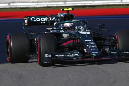 """Sebastian Vettel guter Dinge, aber: """"Jede Kurve sieht gleich aus!"""""""