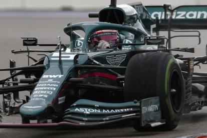 """Sebastian Vettel auf P11: """"Ich bin wütend auf mich selbst!"""""""