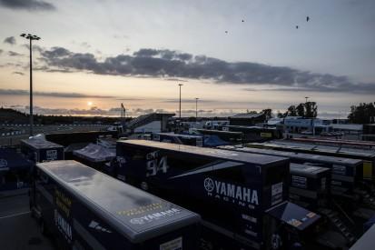 Neuer Zeitplan für WSBK-Sonntag in Jerez nach Todesfall im Rahmenrennen
