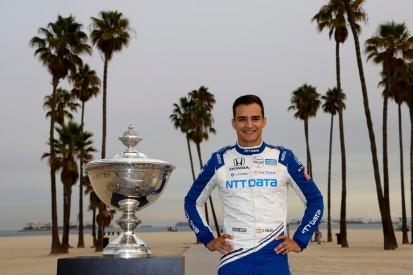IndyCar-Finale 2021 Long Beach: Titel für Alex Palou bei Sieg für Colton Herta