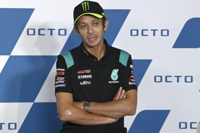 """""""Wie Russisches Roulette"""": Valentino Rossi sieht Moto3-Rennen kritisch"""