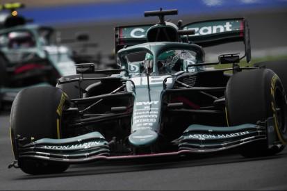 Aston Martin: Neue Farbe für 2022 auch abhängig vom Gewicht
