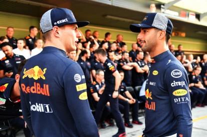 Daniel Ricciardo: 2018 war ein Wendepunkt in Verstappens Karriere