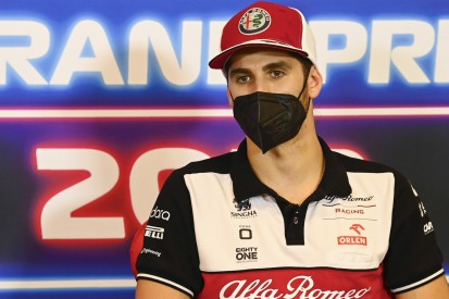 """Giovinazzi blockt Stallorder-Fragen ab: """"Noch eine Kurve mehr ..."""""""