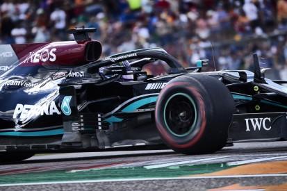 Formel-1-Liveticker: Mercedes hofft noch auf den Sieg