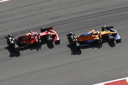 "Carlos Sainz: Ricciardo-Manöver war ""am Rande der Legalität"""