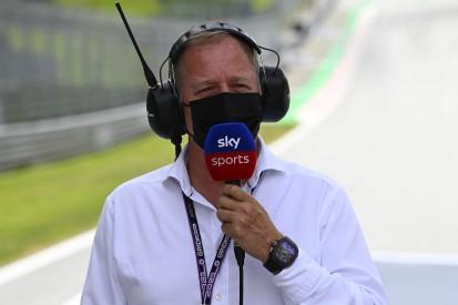 Formel-1-Experte Martin Brundle fordert mehr Respekt von Prominenten