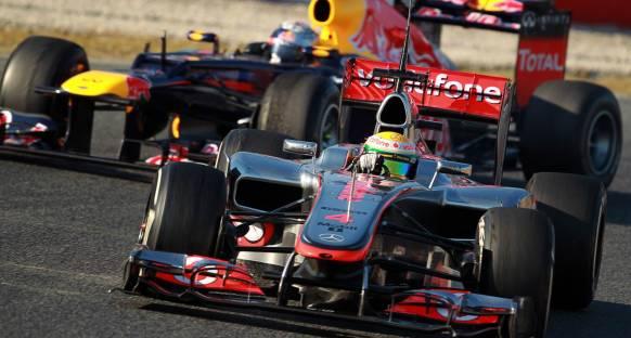 Ecclestone: Hamilton McLaren'dan ayrılabilir