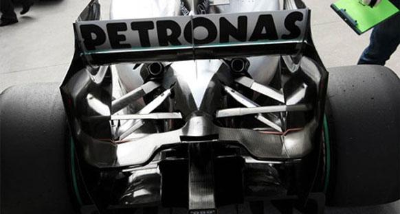 Mercedes AMG W03'ün tanıtım tarihi açıklandı
